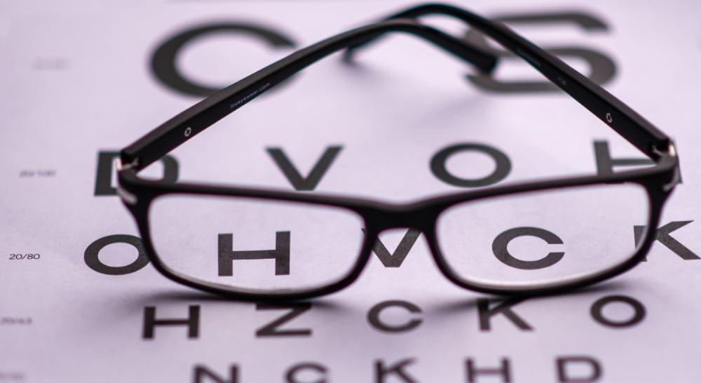DCD Eye Exam
